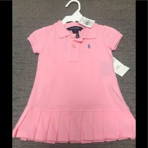 Ralph Lauren 9 Months dress & Bloomers Set NWT